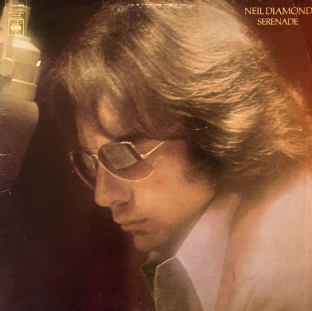 Neil Diamond ‎- Serenade (LP) (VG-/G++)